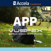 Accela Construct App Grand Prize Winner VuSpex Mobile Video Inspections