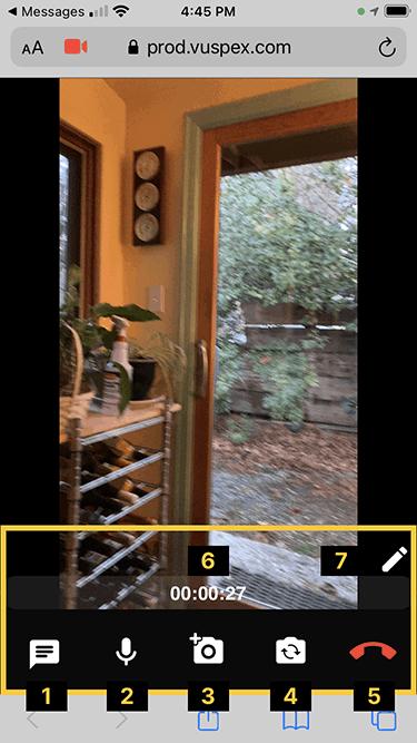 Virtual Inspection Software - VuSpex CLICK 04 Video Call