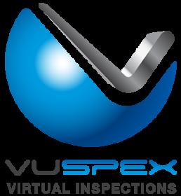 VuSpex logo centered square version